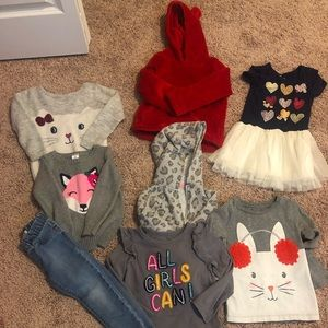 3t girls clothing grab bag